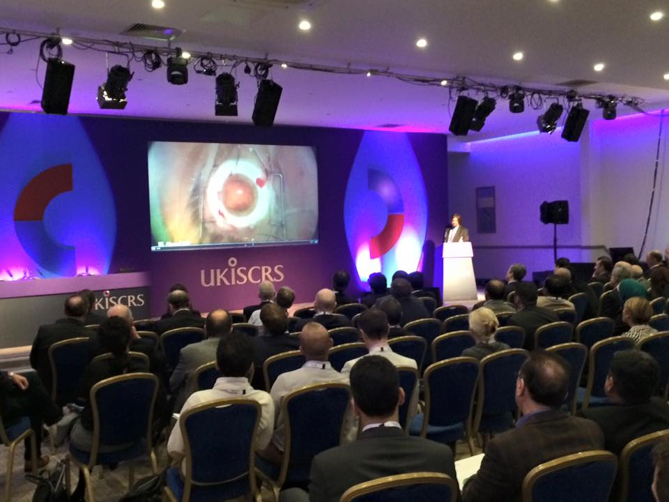 UKISCRS Annual Meeting 2015