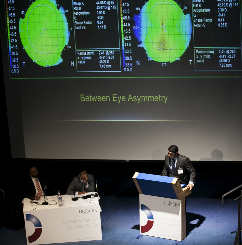 UKISCRS Cornea Cataract Subspecialty Day 2016